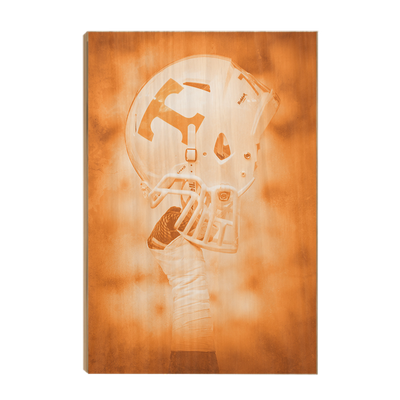 Tennessee Volunteers - Orange Victory - College Wall Art #Wood