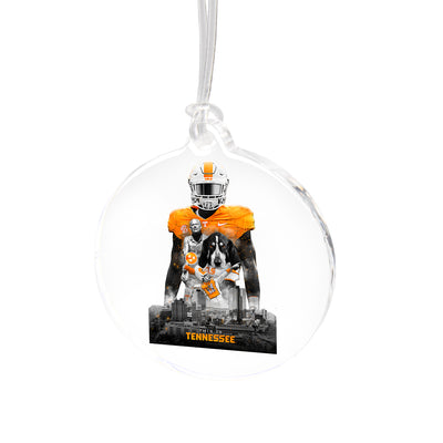 Tennessee Volunteers - This is Tennessee #Bag Tag