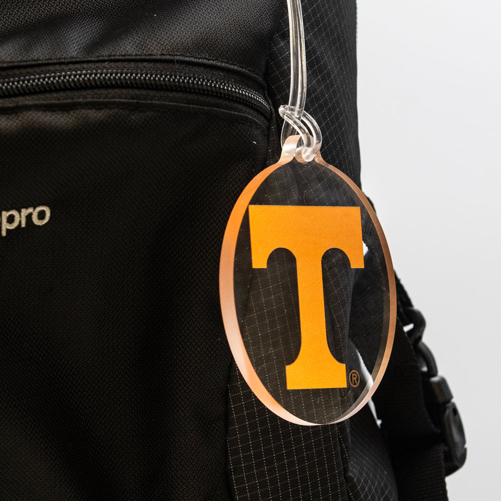 Tennessee Volunteers - Power T #Bag Tag