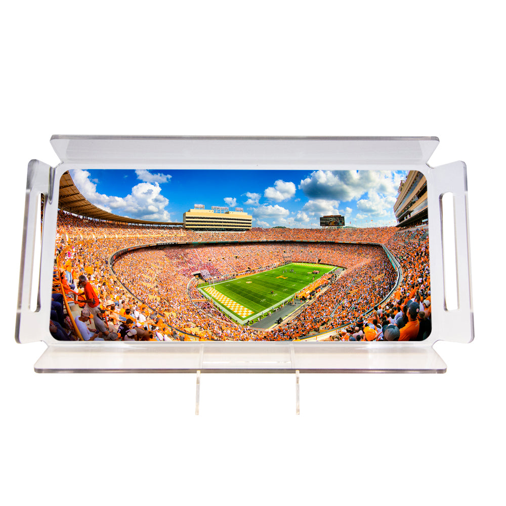 Tennessee Volunteers - Vols Pano #Tray