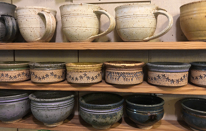Chris Davis Pottery