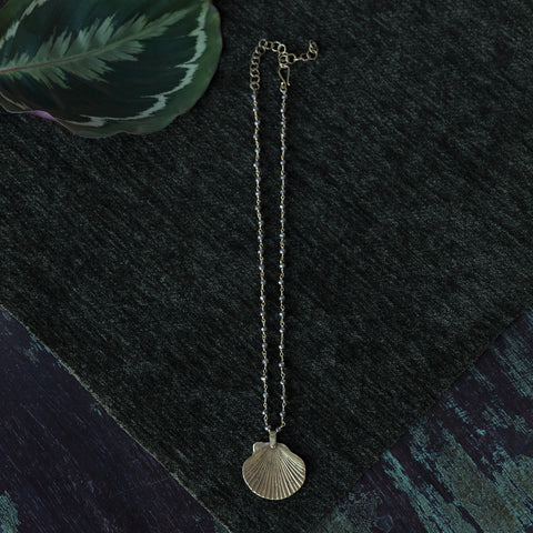 Natura Necklaces - Scallop