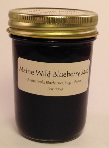 Maine Made Jams