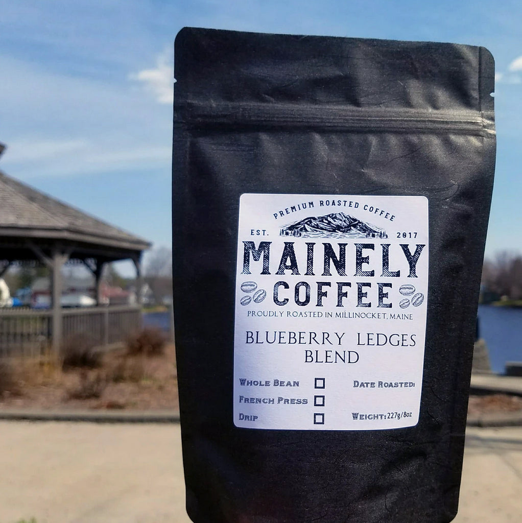 Blueberry Ledges Coffee Blend