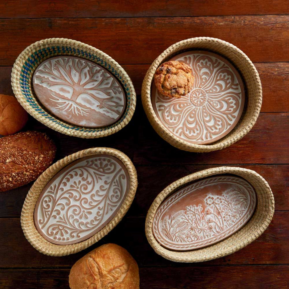 Bread Warmer with Basket