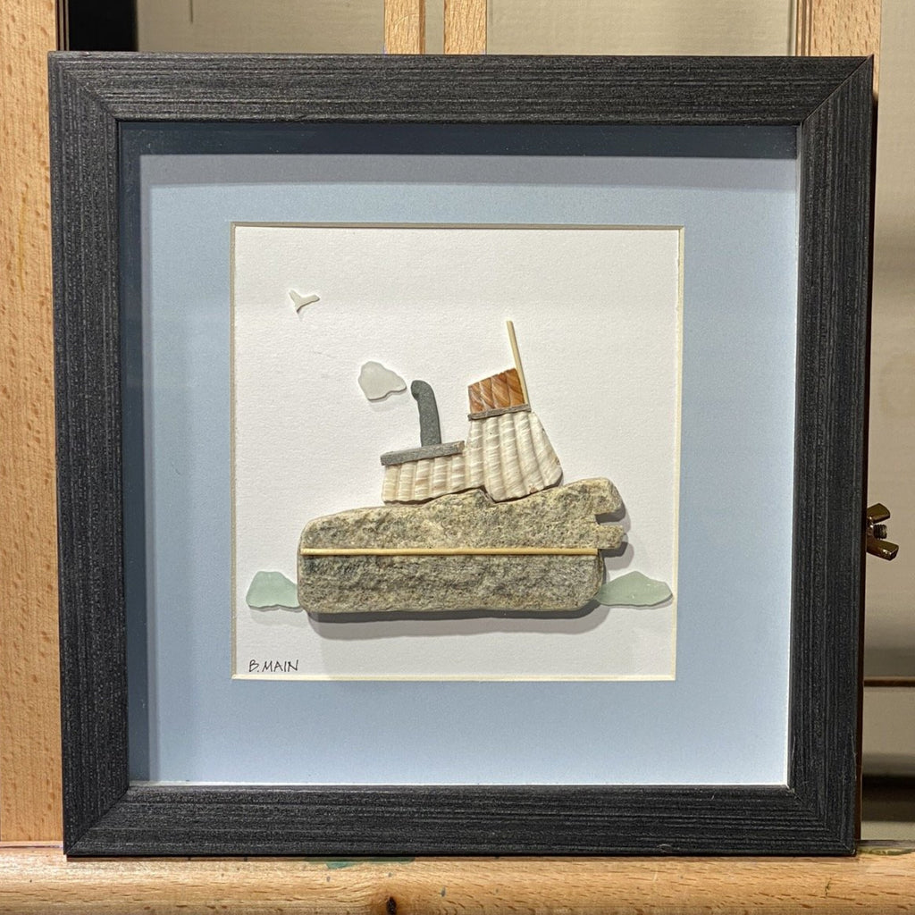 8x8 The Tugboat