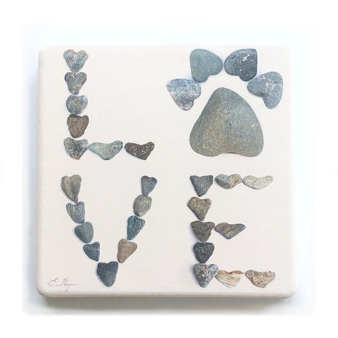 Love Rocks Me Coasters