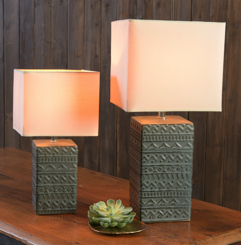 Skylar Square Table Lamp