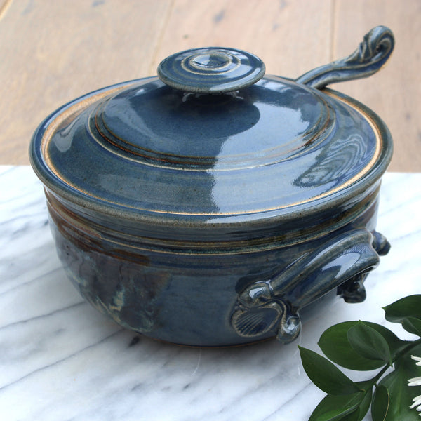 Soup Tureen and Ladle