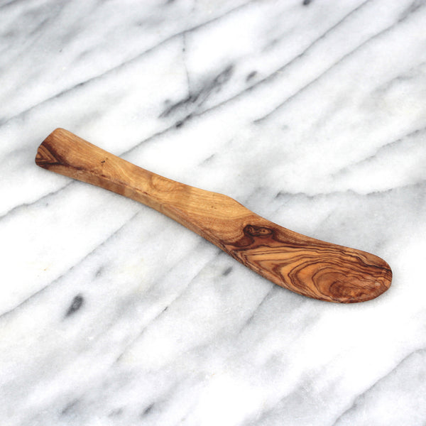 Olive Wood Butter Knife