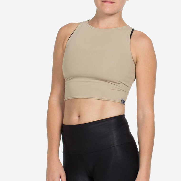 Sample Rack - Yoga Crop Top - XS