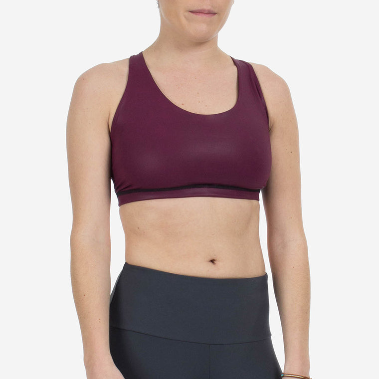 Matte Liquid Energy Bra