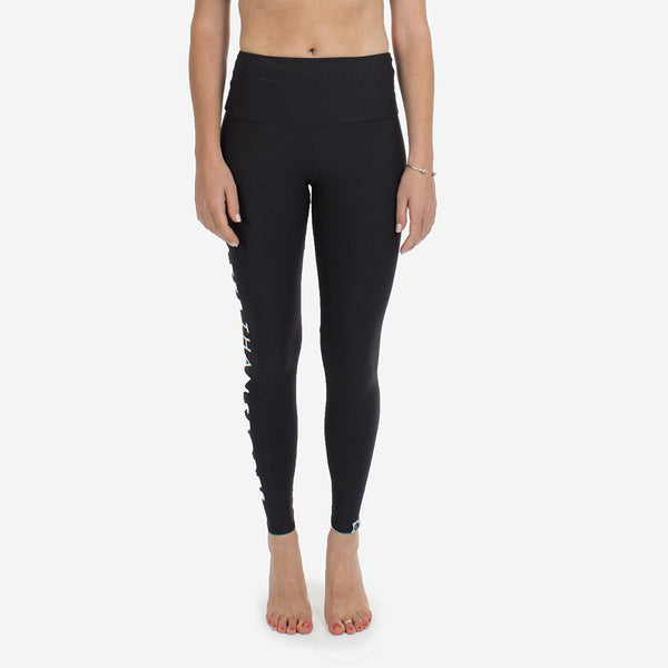 Sample Rack - Printed Perfect Fit Yoga Pants - M