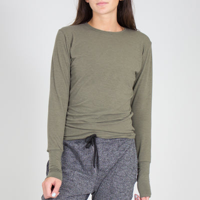 Layer Up Long Sleeve Tee