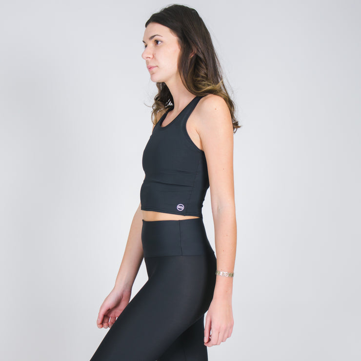 Barely There 2.0 Infinity Crop Top