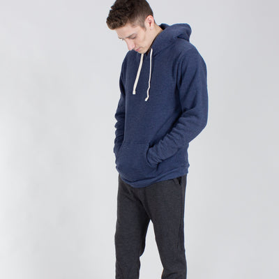 Organic Cotton Hooded Sweatshirt