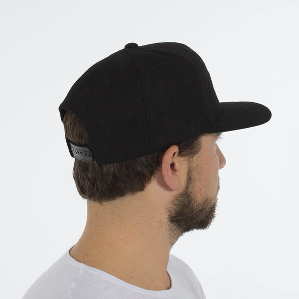 Wool Pursuit Snapback