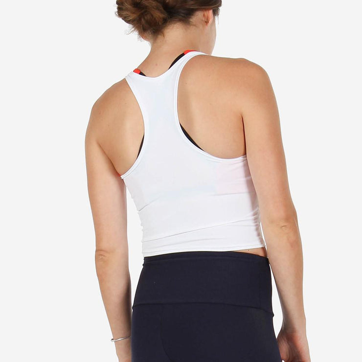 Focus Fit Infinity Crop Top