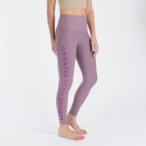 Sample Rack - Printed Perfect Fit Yoga Pants - L