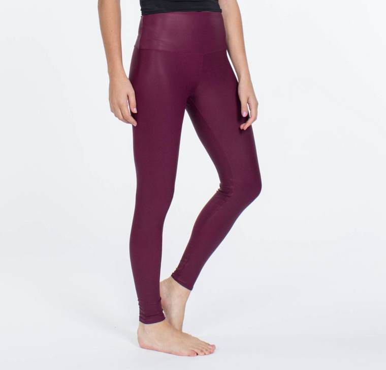 Sample Rack - Matte Liquid Leggings - S
