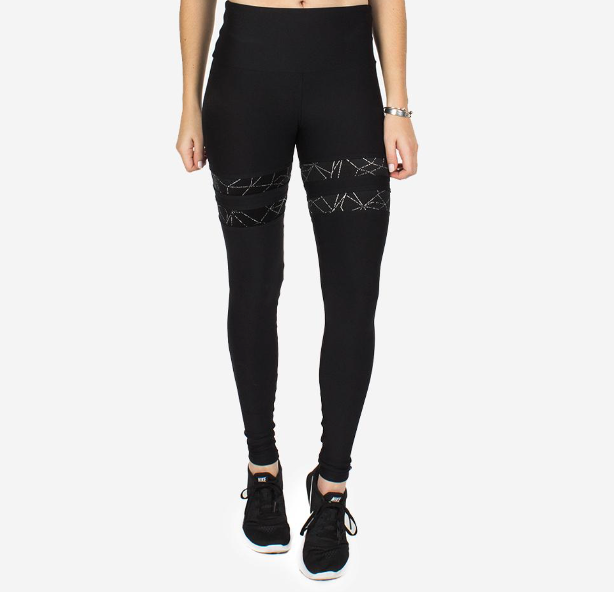 Sample Rack - Reflective Apex Leggings - M