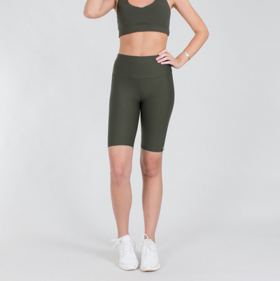 Sample Rack - Barely There Biker Short - XS