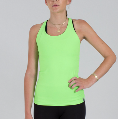 Sample Rack - Neon Tone Tank - XS