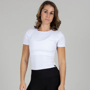 Slim Fit Short Sleeve Crop