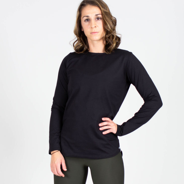 Relaxed Fit Long Sleeve
