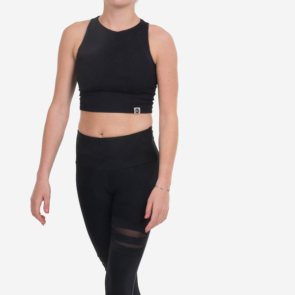 Sample Rack - Yoga Crop Top - S