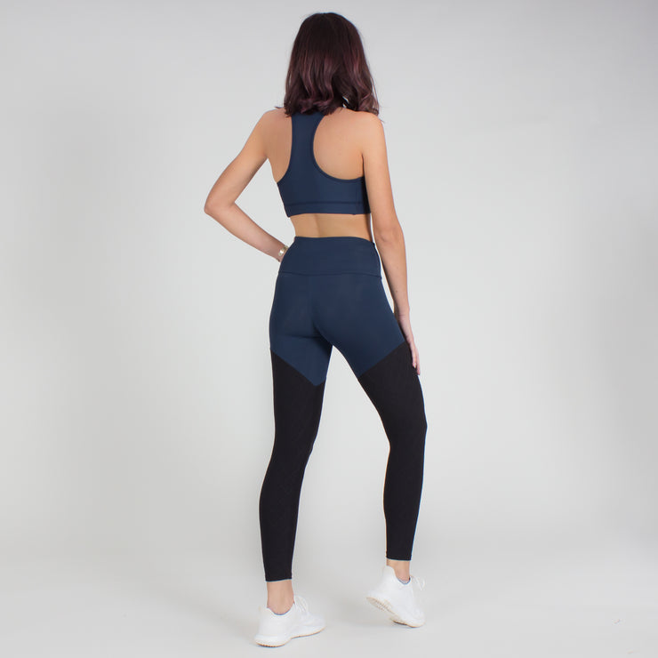 Quilted Legging