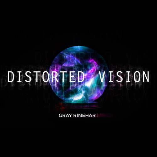 Distorted Vision CD