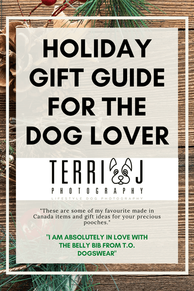 As Seen in Terri J Photography's Holiday Gift Guide for the Dog Lover