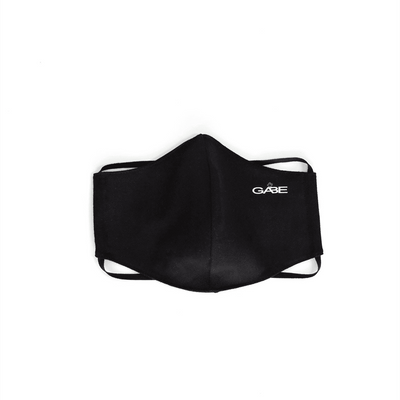 FABRIC FACE MASK | black - T.O. Dogswear