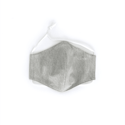 FABRIC FACE MASK | heather grey - T.O. Dogswear