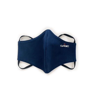 FABRIC FACE MASK | navy - T.O. Dogswear
