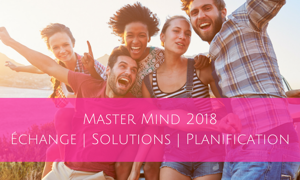 Coaching Master Mind 2018