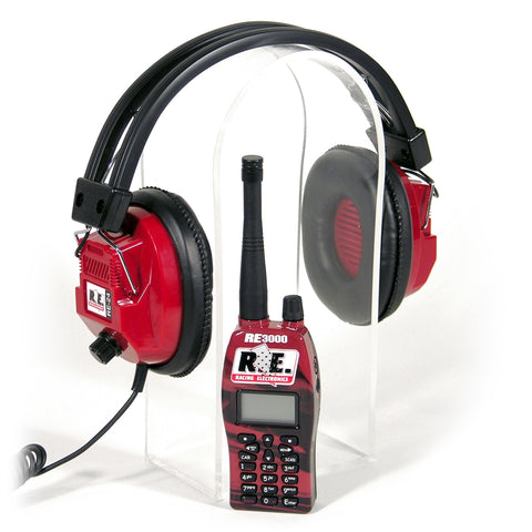 PACKAGE - RE3000 SCANNER & SINGLE HEADPHONE COMBO