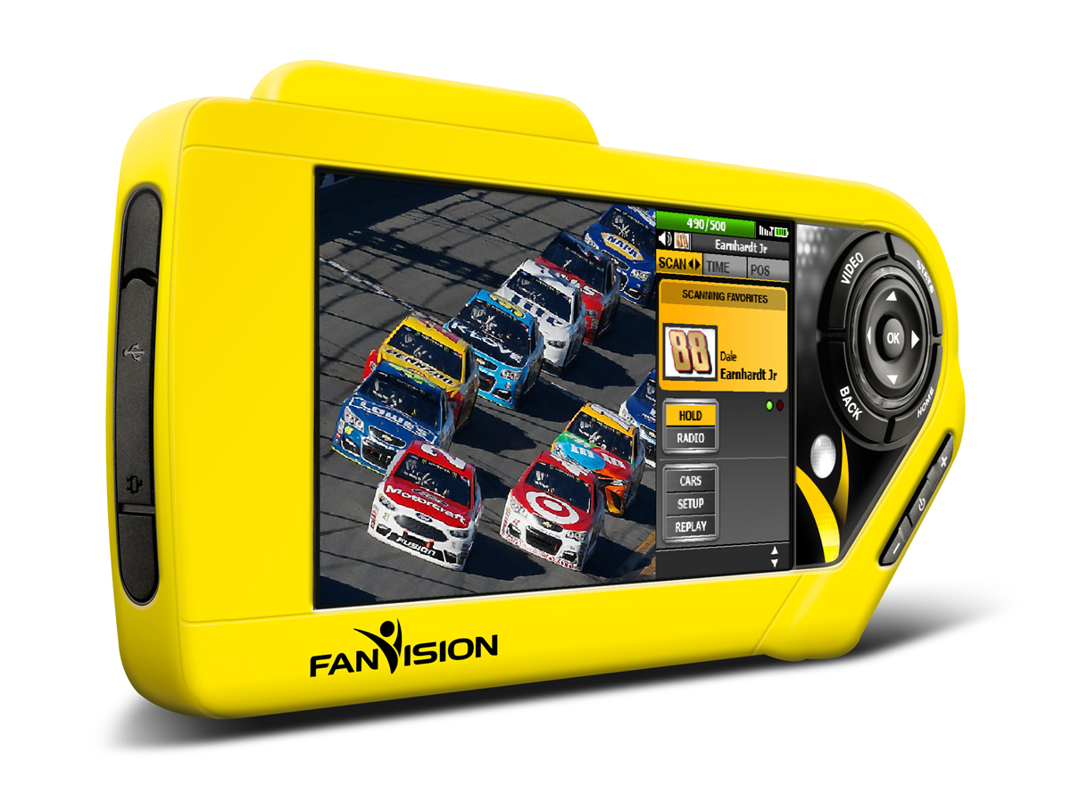 FanVision Controller – Racing Electronics