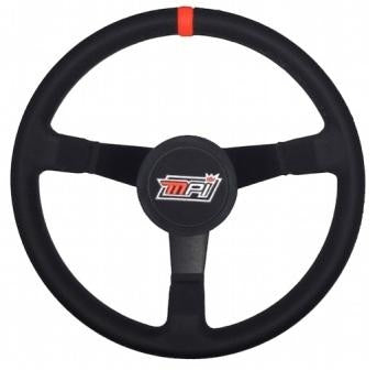 "STEERING WHEEL -  MPI 14"" ALUMINUM BANDOLERO, LEGENDS"
