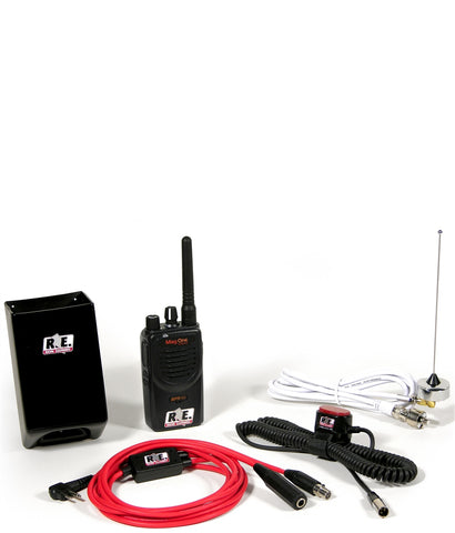 CAR KIT - STINGRAY 2WAY MOTOROLA BPR40, MAG1