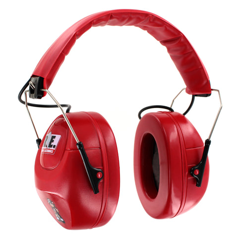 HEADPHONE - CHILD OVER THE HEAD, RED