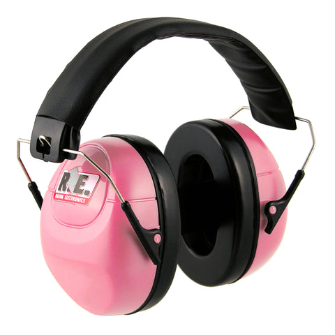 HEARING PROTECTOR -  CHILD, PINK