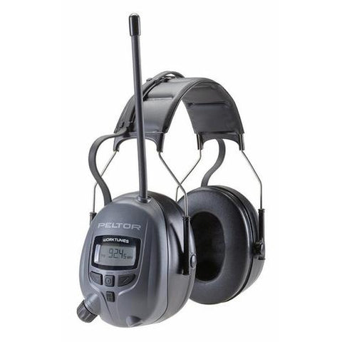 HEARING PROTECTOR - 3M PELTOR WORKTUNES DIGITAL HEARING PROTECTOR