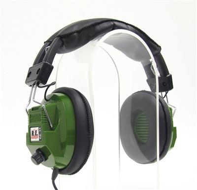 HEADPHONE - RE-34 GREEN STEREO