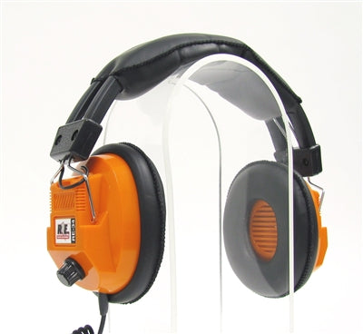HEADPHONE - RE-34 ORANGE STEREO