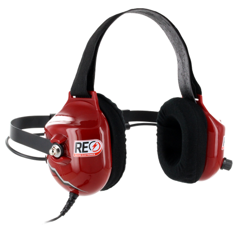 PACKAGE - RED RE3000 SCANNER WITH RE-58 HEADPHONES