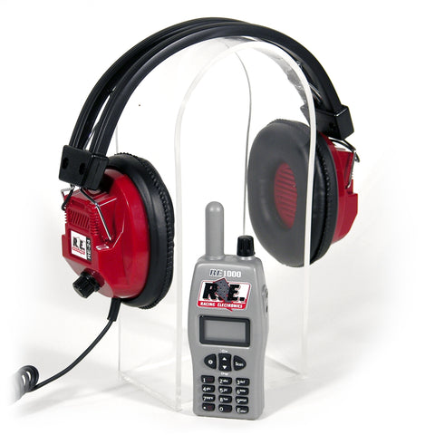PACKAGE - RE1000 SCANNER & SINGLE HEADPHONE  COMBO