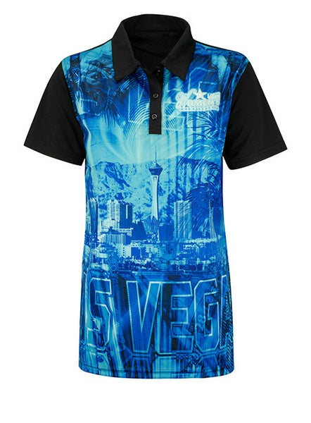 2020 Women's Championships Half Sublimated Vegas Polo