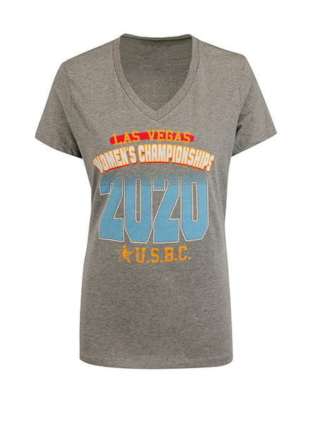 2020 Women's Championships Ladies T-Shirt